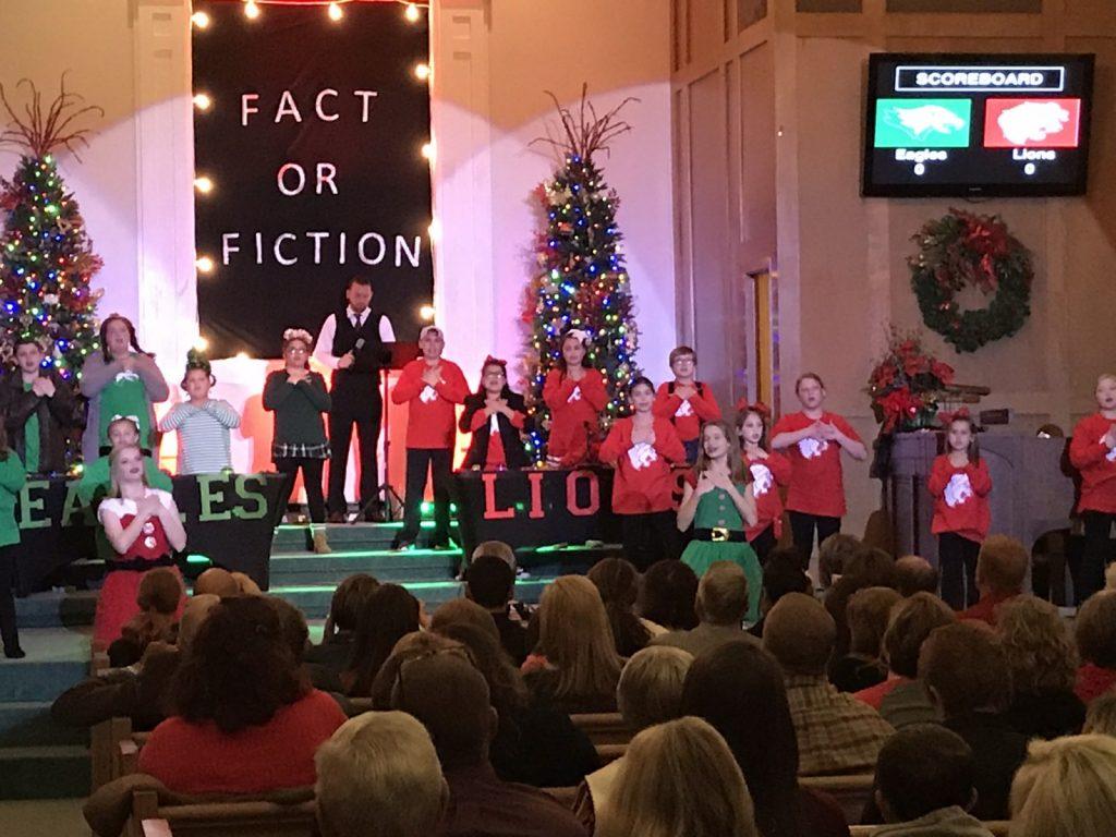 Children's Christmas Musical
